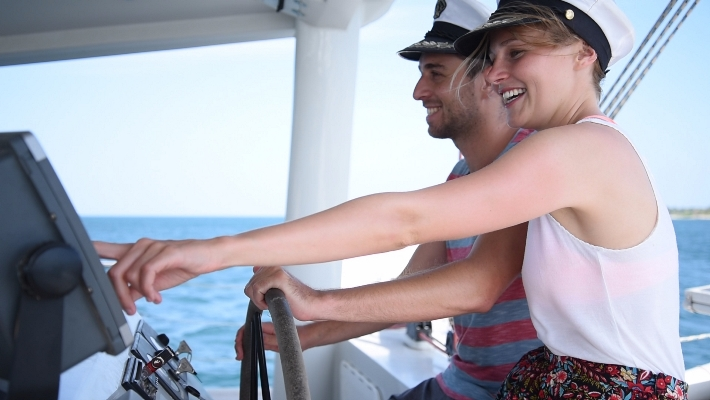 Sri Lanka Yacht Trip