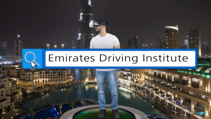 Emirates Driving Institute Corporate Music Video